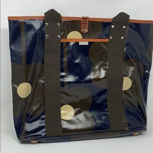 RARE Orla kiely mom baby bag
